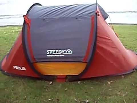 EPE Speedy Auto Pop Up Tent Folding / how to set up and fold / easy pack down!