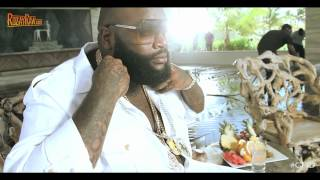 Behind The Scenes: Rick Ross feat Wale and Drake - Diced Pineapples