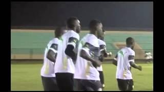 Senegal/Ghana | Prise de contact des Lions avec Aliou Cissé