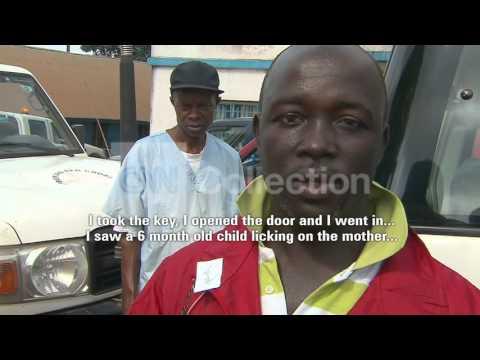 EBOLA: COUNTING THE DEAD IN LIBERIA