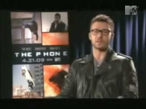 Justin Timberlake talks about the Phone
