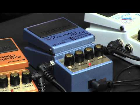 Guitars and Gear Vol. 25 - BOSS MDP Guitar Effects Pedals Demo