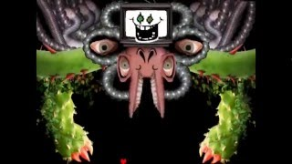 Undertale - Omega Flowey Laughs More Times than There Are Grains of Sand on Earth [Read Desc.]