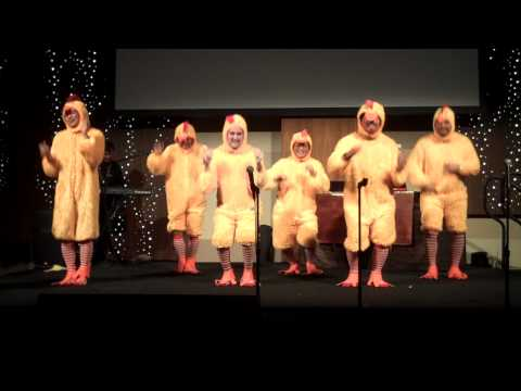 Vegas Chicken Dance video