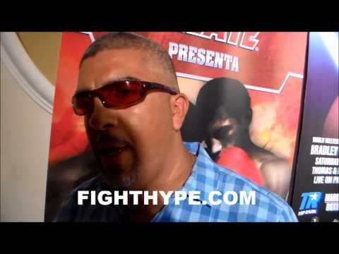 JOEL DIAZ EXPLAINS WHY TIMOTHY BRADLEY CHOSE MARQUEZ OVER PACQUIAO