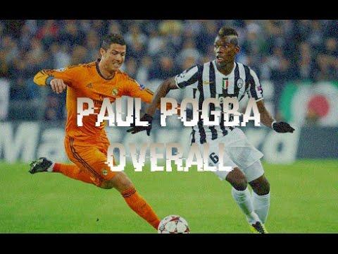 Paul Pogba ● Overall ● 2015