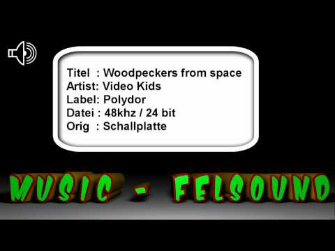 Video Kids - Woodpeckers From Space (special Maxi Version) video
