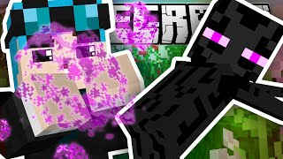 Minecraft | ENDERMAN FARTS IN HIDE AND SEEK?!