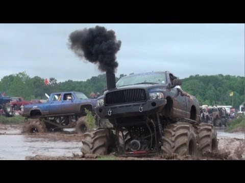 SICKEST MUD SLINGIN at MUDFEST - PART 2!! Music Videos
