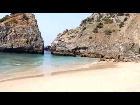 Praia Ribeira do cavalo - Sesimbra