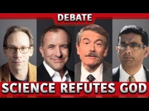 """Science Refutes God"" Debate [FULL] - Intelligence Squared U.S."