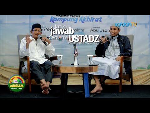 MUFLAND: Tanya Jawab Bersama Ustadz - Ustadz Badru Salam, Lc & Ustadz Abu Usamah, Lc