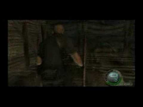 Resident Evil 4 Walkthrough Part 11 - Las Plagas