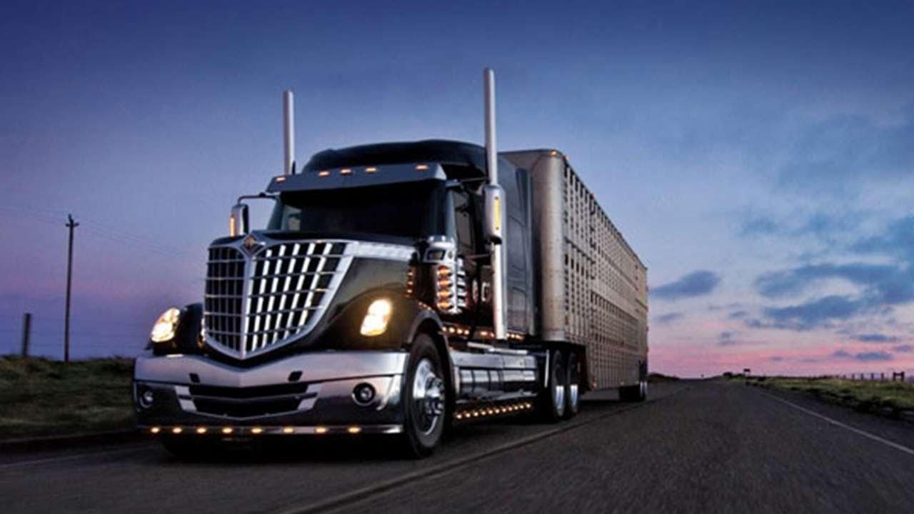 тюнинг американских грузовиков