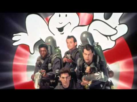 Ghostbusters lyric video