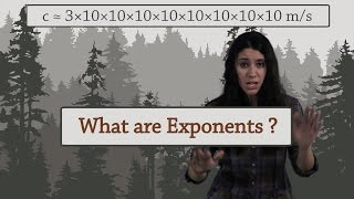 Arithmetic: What are exponents?