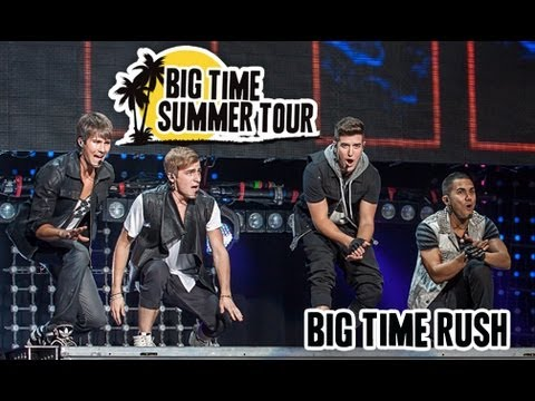 Big Time Rush. Big Time Summer Tour. Full Concert!