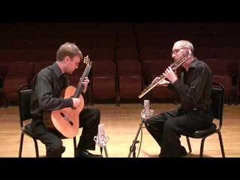 Tristeza e Solidao - Baden Powell, Kolosko-Dimow Duo