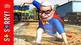 Download So Sorry: When Rajini trains Modi 3Gp Mp4