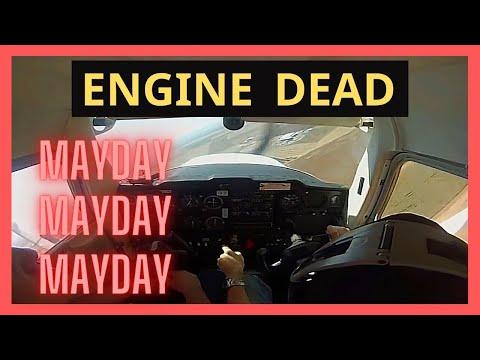 Emergency Landing (Cessna 152) Rare Video