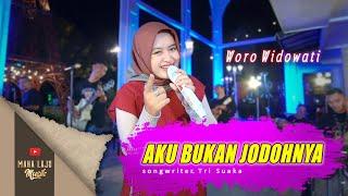 Download lagu AKU BUKAN JODOHNYA - WORO WIDOWATI ( LIVE MAHA LAJU MUSIK)