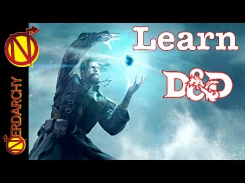 Intro into D&D Magic| How to Play Dungeons and Dragons thumbnail
