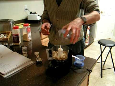 Parma Jon- A Vegan Parmesan Cheese Alternative