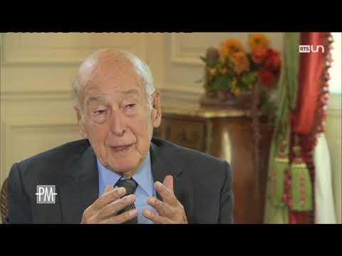 L'interview de Valéry Giscard d'Estaing