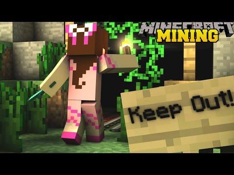 Minecraft: GOING MINING! - HEROBRINE'S NEMISIS - Custom Map [3]