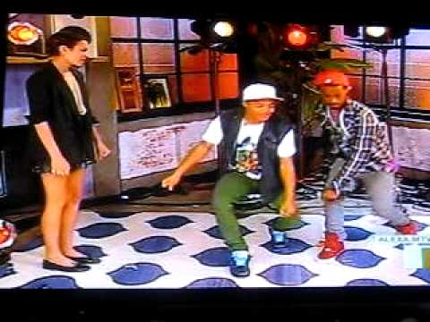 NEW BOYZ LIVE JERKIN ON THE ALEXA CHUNG SHOW