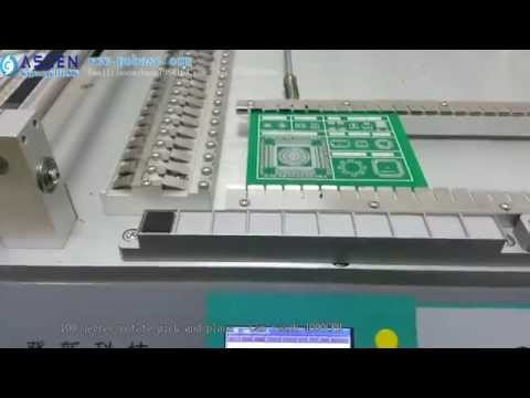 Ascen Tqfp100 Degree Pick And Place Led Chip Desktop Smt Machine  Porn Free Japanese Girl video