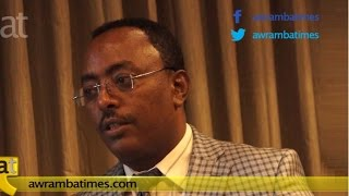 Redwan Hussien: Ethiopians don't want a backseat driver in their electoral system