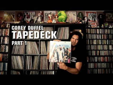 Tapedeck With Corey Duffel Part 1 - TransWorld SKATEboarding