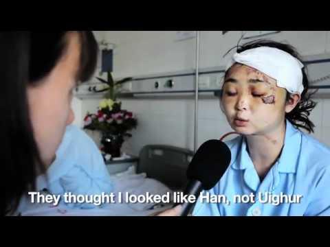 Xinjiang riot