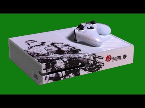 Win This Custom Gears of War Xbox One on Unlocked