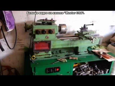 Ремонт токарного станка ТВ-4(коробка подач)/Repair lathe TV-4(Gearbox)