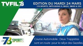 Le 7/8 Sports – Emission du mardi 24 mars 2015