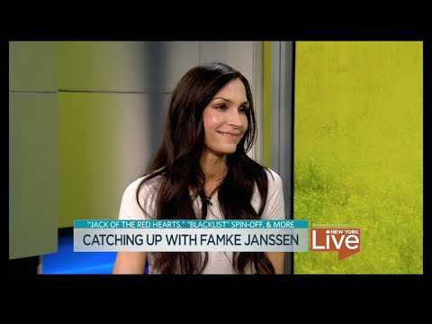 Catching Up With Famke Janssen