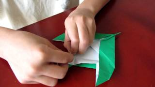 Origami Humming Bird Tutorial