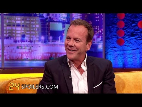 Kiefer Sutherland on The Jonathan Ross Show 2/8/2014 (HD)
