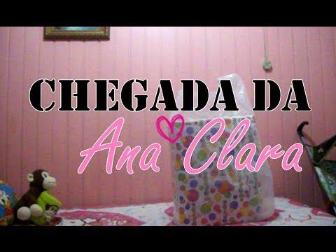 Ana Clara chegou!!!! (Baby Alive Hora do troninho)