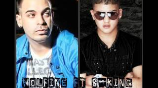 Wolfine Ft B-kin @ Duele (Pro. By Denni Way).