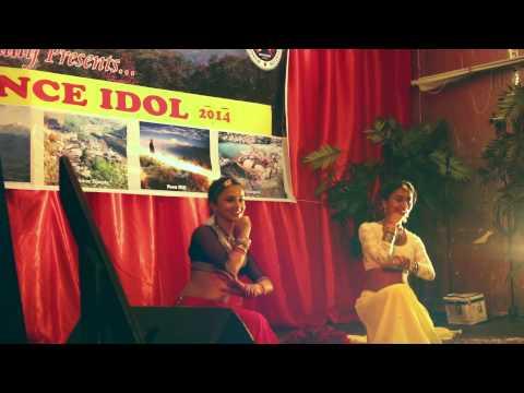 Mujhe Saajan Ke Ghar Jana Hai | Jojo & Angii | Mona Dance Idol 2014 Belgium video