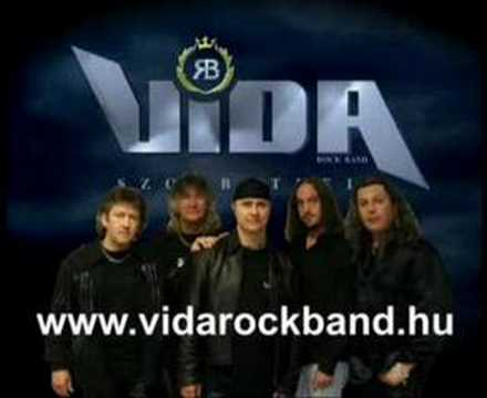 VIDA ROCK BAND - Álmok útján