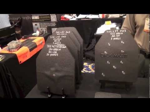 DKX Body Armor: It Floats! [Nutnfancy SHOT Show 2013]