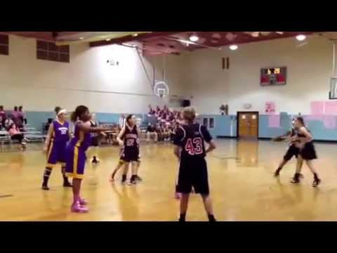 Kendall-Robious Middle School Basketball