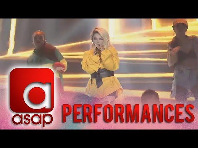 "ASAP: KZ Tandingan performs Cardi B's ""Bodak Yellow"""