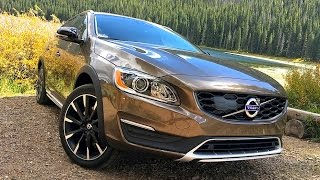 2017 Volvo V60 Cross Country TECH REVIEW (1 of 2)