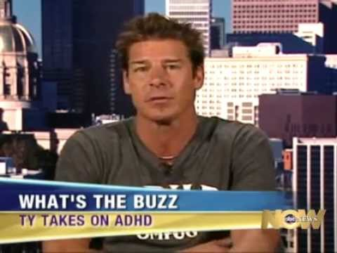 Celebrities with ADHD: Ty Pennington