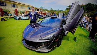 BUYING A NEW $365,000 MCLAREN 600LT AT AGE 24!